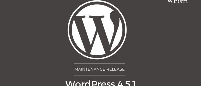 WordPress 4.5.1 Maintenance Release Download