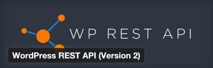 WordPress REST API Plugin version 2
