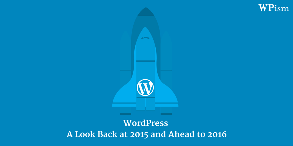 WordPress in 2016