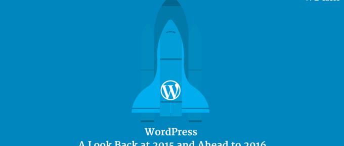 WordPress in 2016