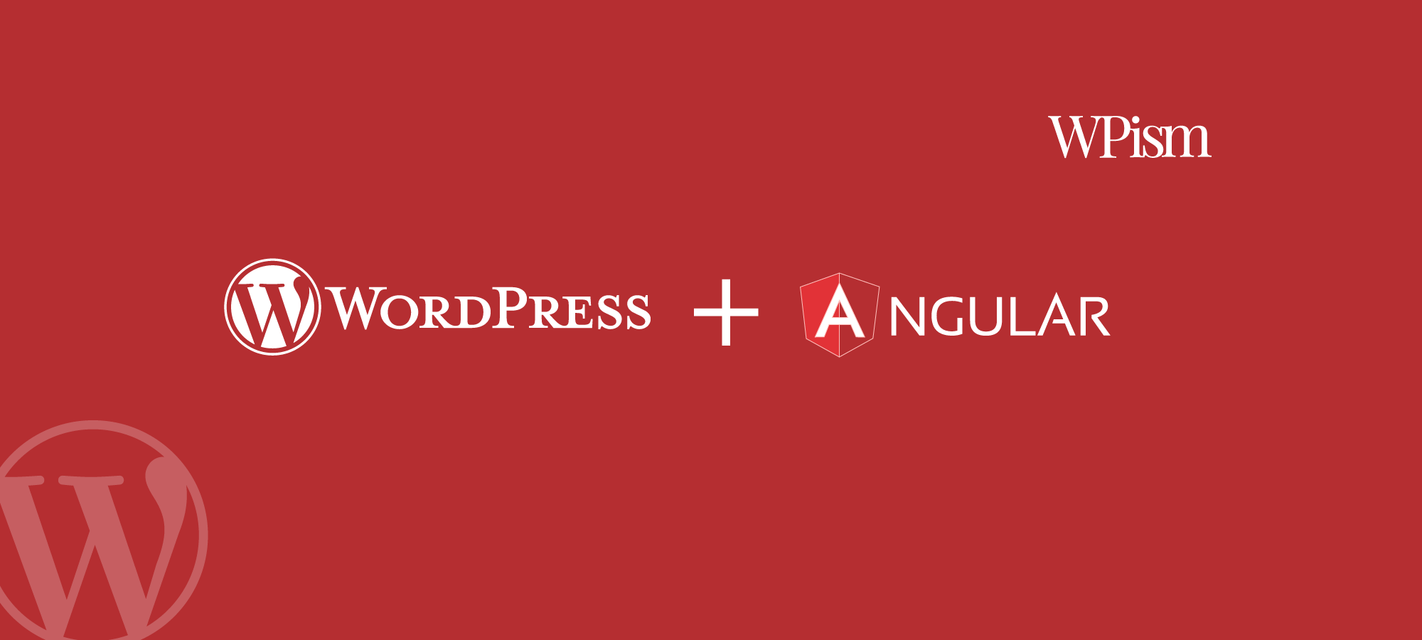 WordPress with AngularJS Integration