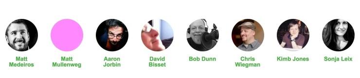 WordSesh 4 Speakers