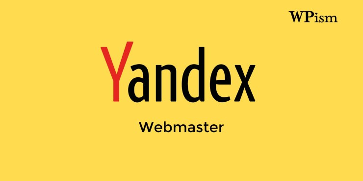 Yandex Webmaster tool Verify Website
