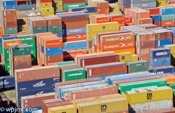 Valparaiso Cargo Containers
