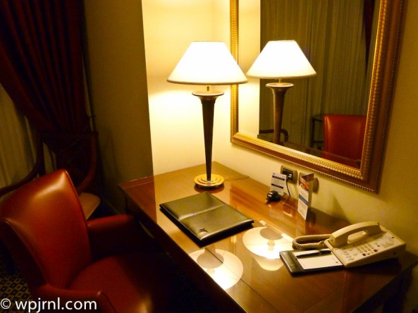 JW Marriott Lima Standard Room - Desk