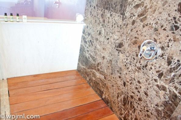 Hyatt Regency Cancun - Eternity Suite - shower