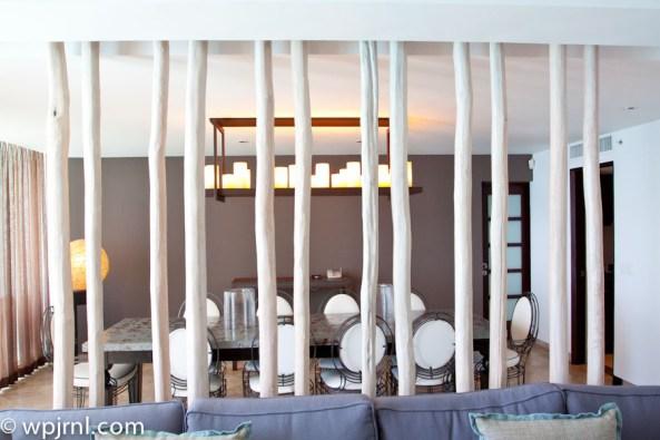 Hyatt Regency Cancun - Eternity Suite - dining room