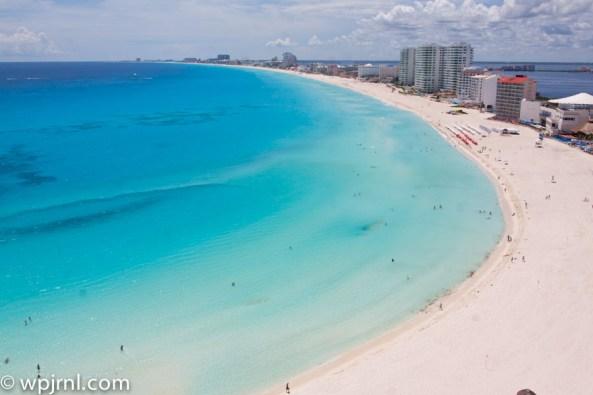 Hyatt Regency Cancun - Eternity Suite - views from suite