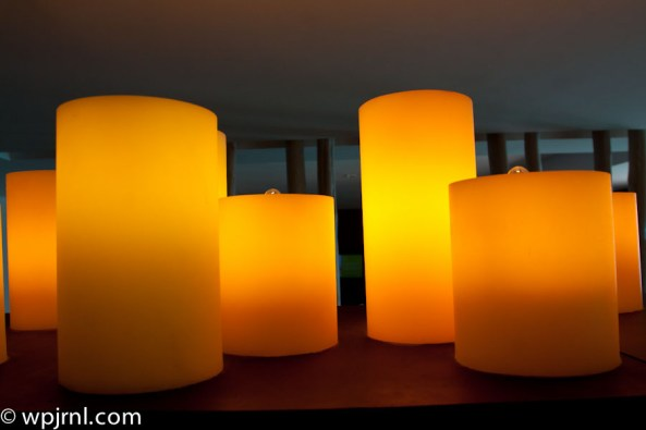 Hyatt Regency Cancun - Eternity Suite - candles