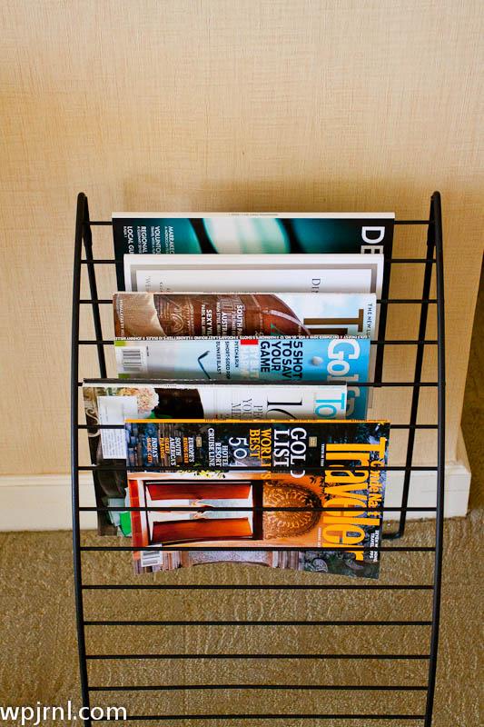 Grand Hyatt Kauai Deluxe Ocean Suite - magazines