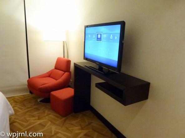 Hilton Bogota Suite - Bedroom
