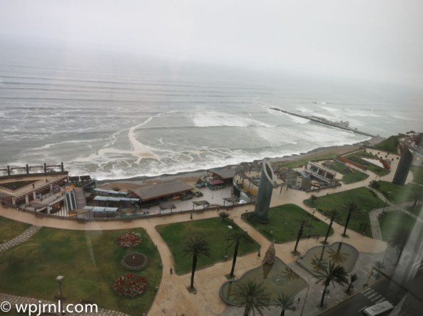 JW Marriott Lima - Prime Ocean View Room