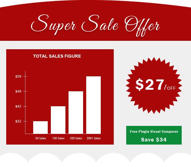 Sale offer