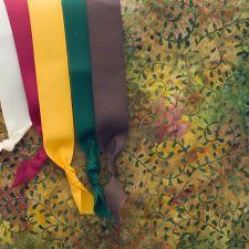 1020 Batik Green Bag-8300025