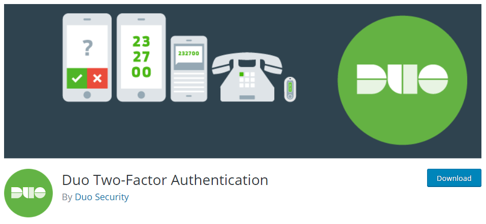 How to Add 2FA using Duo Two-Factor Authentication in WordPress
