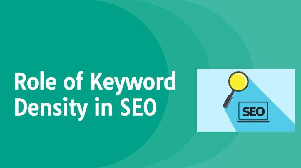 Role of Keyword Density in SEO