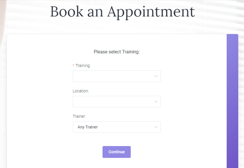 amelia review booking process