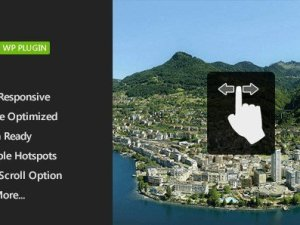 360' Panoramic Viewer - WordPress Plugin