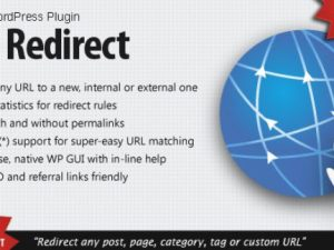 5sec Redirect WordPress Plugin