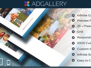 AD Gallery Premium WordPress Plugin