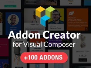 Addon Creator for Visual Composer