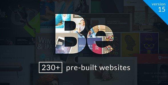 BeTheme - Responsive Multi-Purpose WordPress Theme