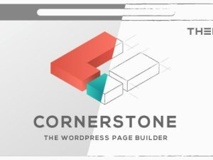 Cornerstone - The WordPress Page Builder