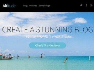 CyberChimps Altitude WordPress Theme