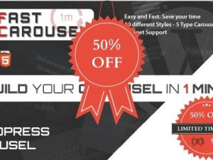 Fast Carousel WordPress Premium Plugin