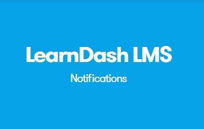 LearnDash LMS Notifications Addon