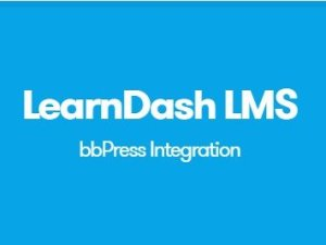 LearnDash LMS bbPress Integration Addon