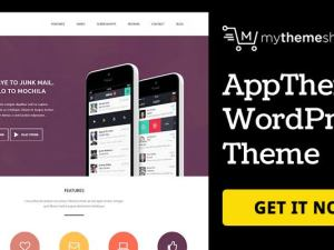 WPLocker-MyThemeShop AppTheme WordPress Theme