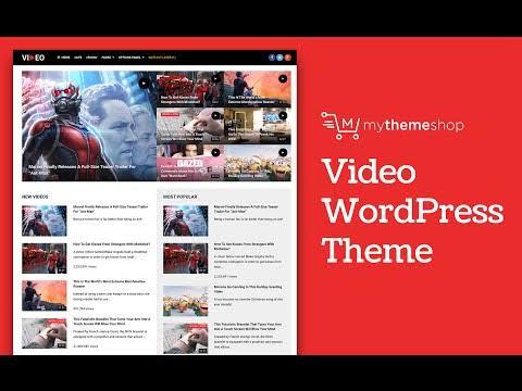 WPLocker-MyThemeShop Video WordPress Theme
