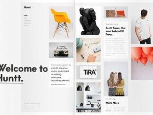 Themes Kingdom Huntt WordPress Theme