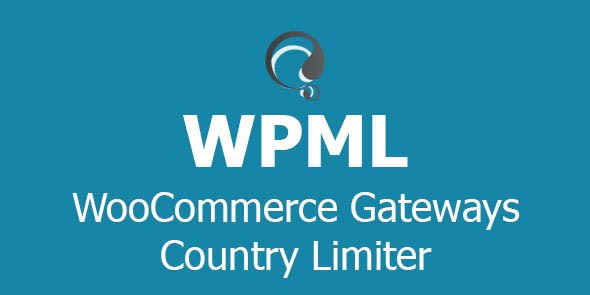 WPLocker-WPML WooCommerce Gateways Country Limiter Addon