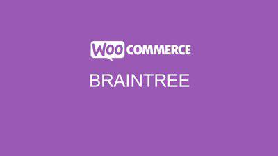 WooCommerce Braintree