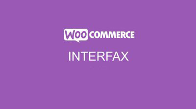 WooCommerce InterFax Integration