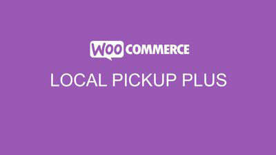 Woocommerce Local Pickup Plus