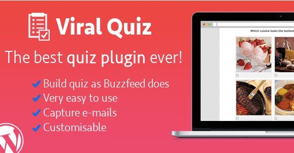 WordPress Viral Quiz - BuzzFeed Quiz Builder