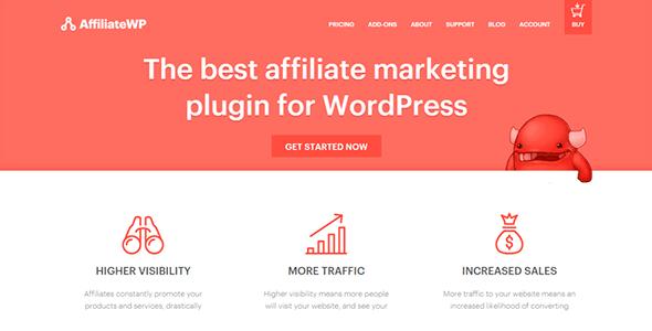 Affiliatewp – Affiliate Marketing Plugin For WordPress