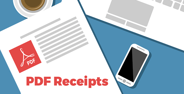 Give Add-On Pdf Receipts