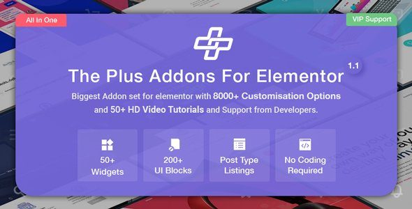 ThePlus Addon for Elementor