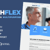 HEALTHFLEX - Medical & Health WordPress Theme