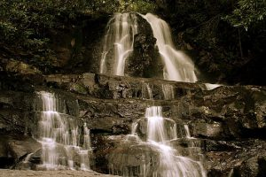 Laurel Falls in the GSMNP