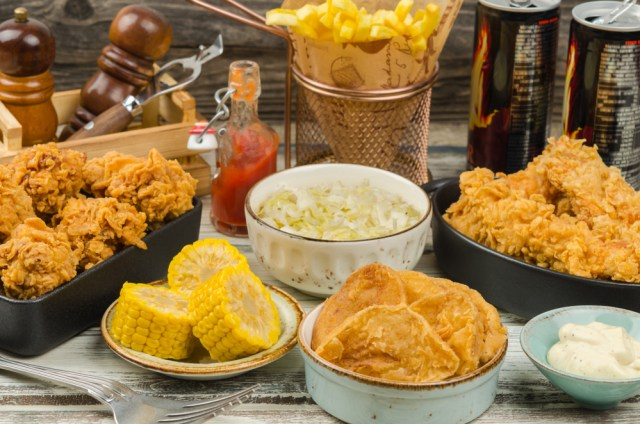 southern style meal