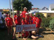 Kerb 2016 - Fußgruppe Kinderturnen