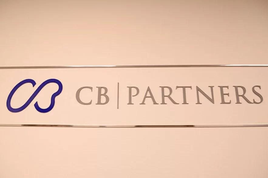 CBパートナーズロゴ