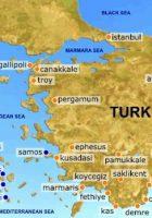 Map Of Turkey And Greece : turkey, greece, Turkey, Greece, Europe