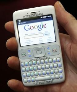google-phone prototype