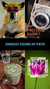 path-on-varios